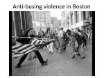 anti busing violence in boston