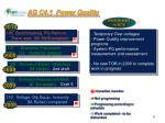 ag c4 1 power quality