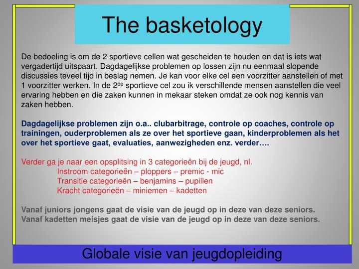 The basketology1