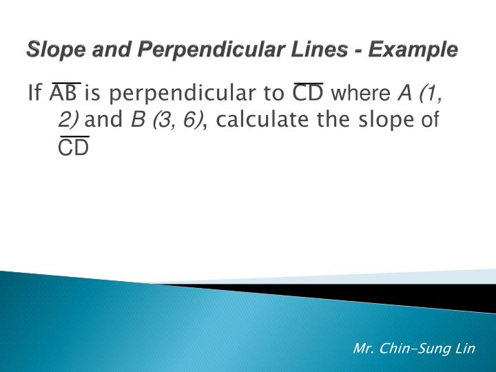 If AB is perpendicular to CD