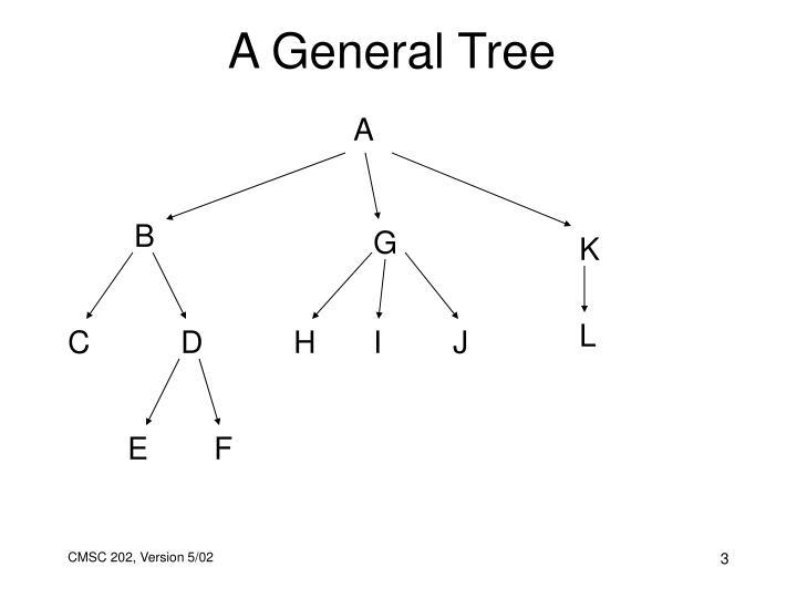 A general tree