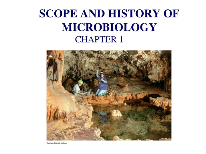 PPT - Microorganisms and Microbiology PowerPoint