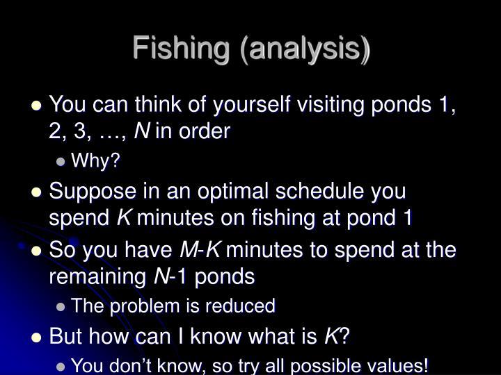 Fishing (analysis)