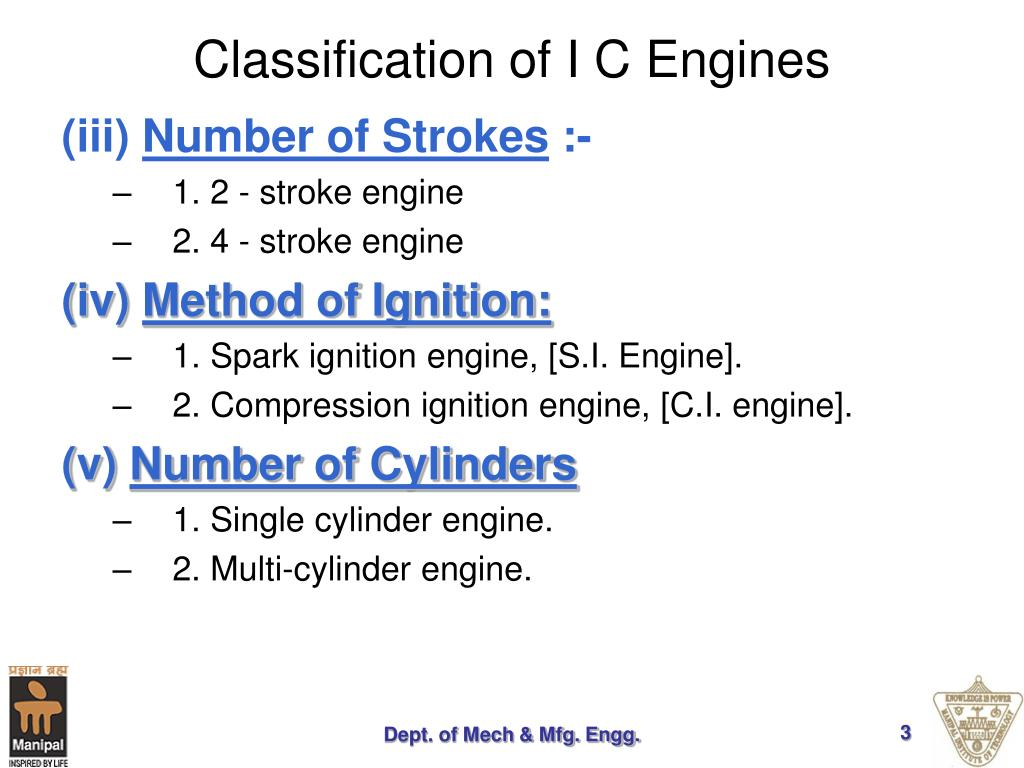 PPT - Internal Combustion Engine  (I C Engine) PowerPoint