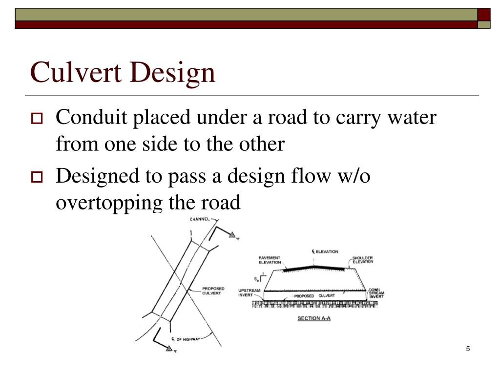 Design Of Box Culvert For Roads Pdf