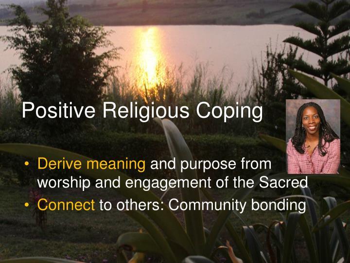Positive Religious Coping