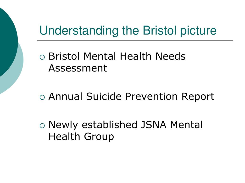 Ppt Mental Health In Bristol Powerpoint Presentation Free Download Id 5879269