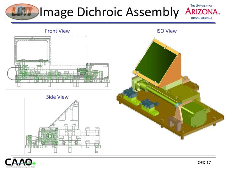 Image Dichroic Assembly