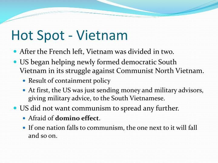 Hot Spot - Vietnam