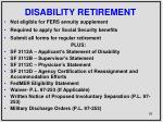 disability retirement1