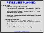 retirement planning1