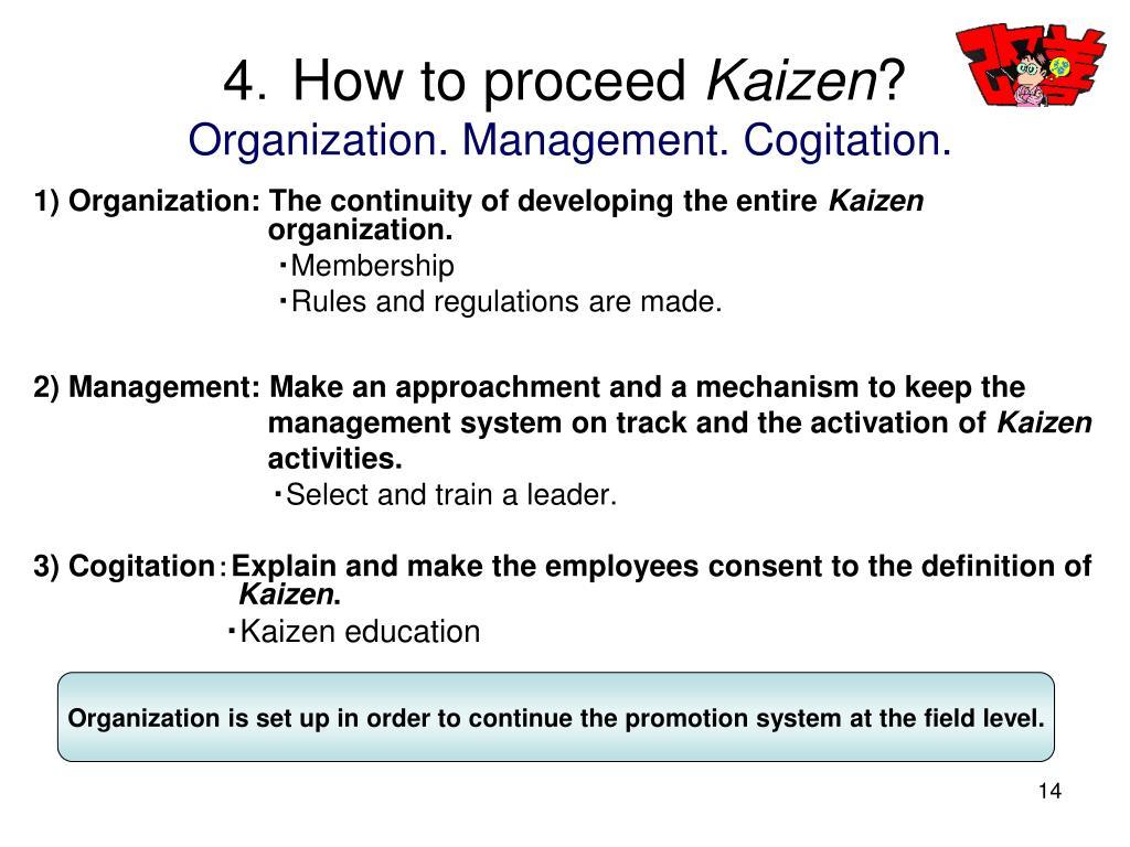 PPT - Kaizen Basic Education PowerPoint Presentation - ID