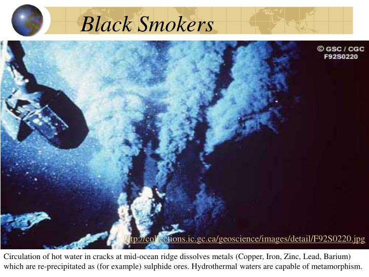 Black Smokers