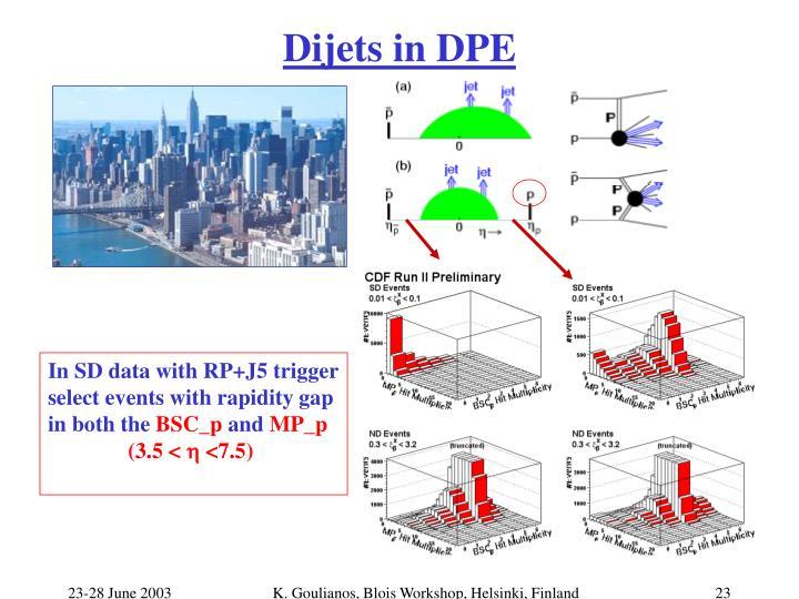Dijets in DPE