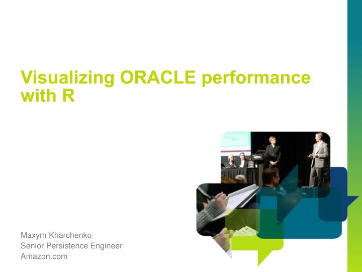 visualizing oracle performance with r n.