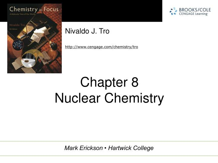 chapter 8 nuclear chemistry n.