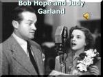 bob hope and judy garland