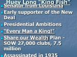 huey long king fish