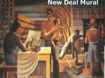 new deal mural