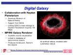 digital galaxy