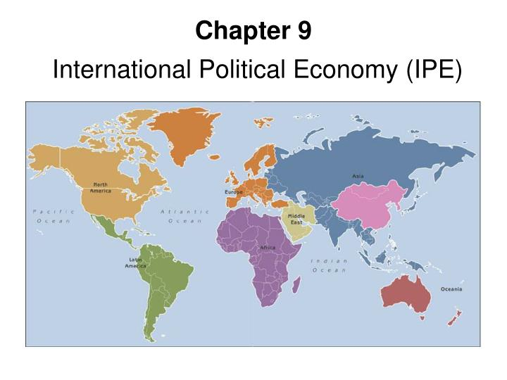 international politics chapter 9 9 power and international relations david a baldwin most definitions of politics involve power most international interactions are political or have rami.