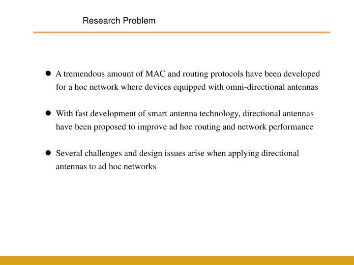 Research Problem