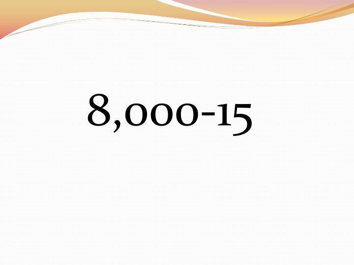 8,000-15