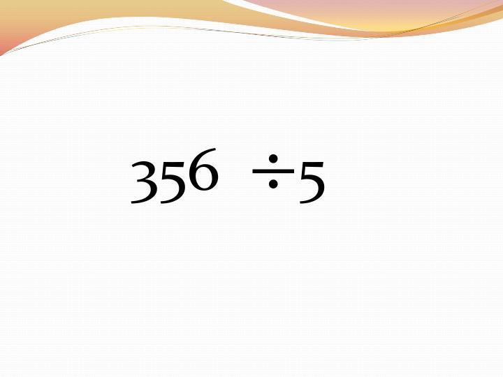 356     5