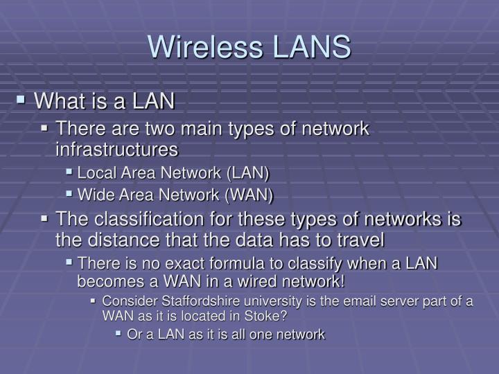 Wireless lans2