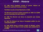 www historia