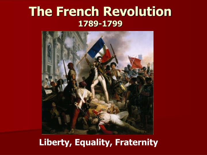 the french revolution 1789 1799 n.