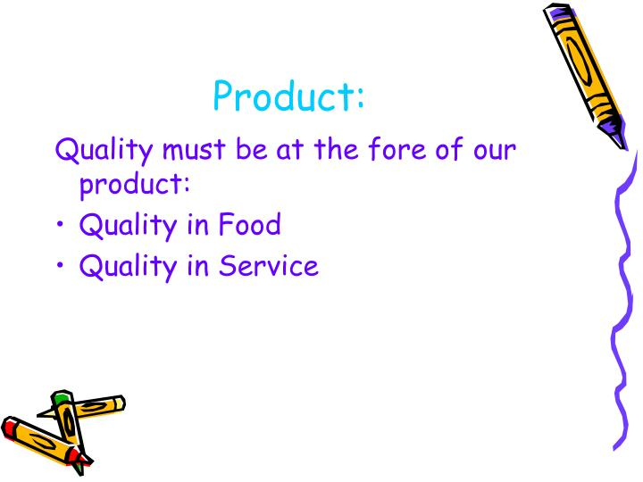 Product: