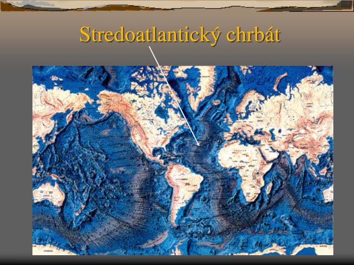 Stredoatlantický chrbát