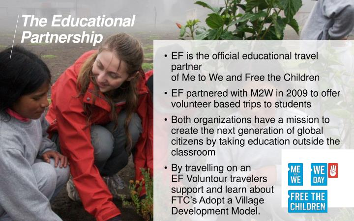The Educational Partnership