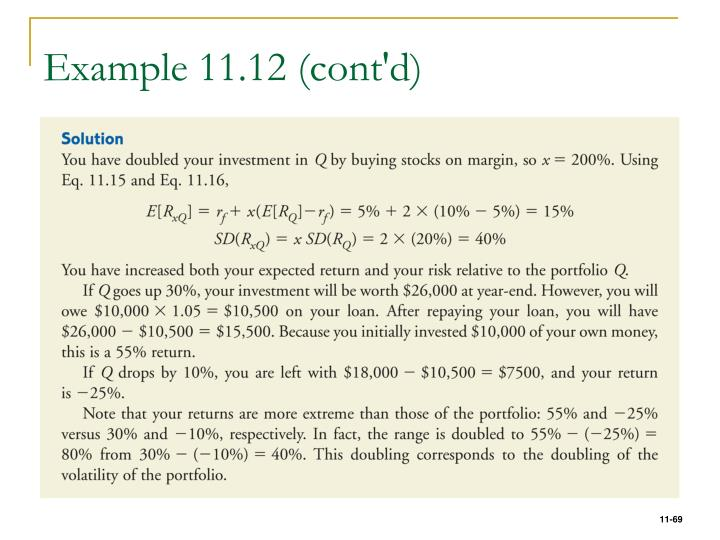 Example 11.12 (cont'd)