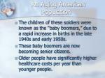 an aging american population1