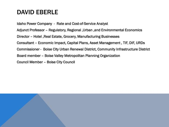 David eberle