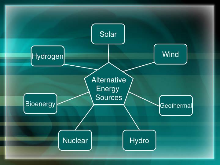 alternative sources of energy 2 essay Renewable energy pros and cons renewable energy is a hot topic these days with the ever growing increase in population, demand of energy is also increasing everydaynon-renewable sources are limited, not environment friendly and increase or decrease in production of these sources can have direct result on the inflation.