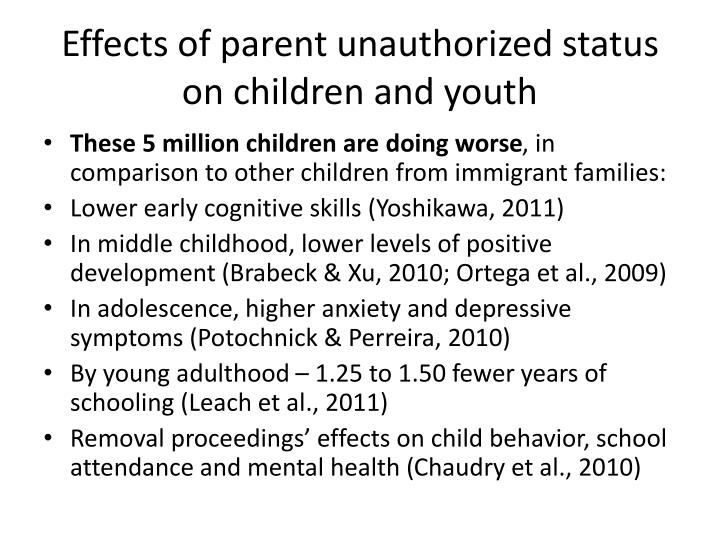 effects of socioeconmic status on child Posts about poverty and socioeconomic status written by  this groundbreaking federal study raised awareness of the negative effects of segregation and.