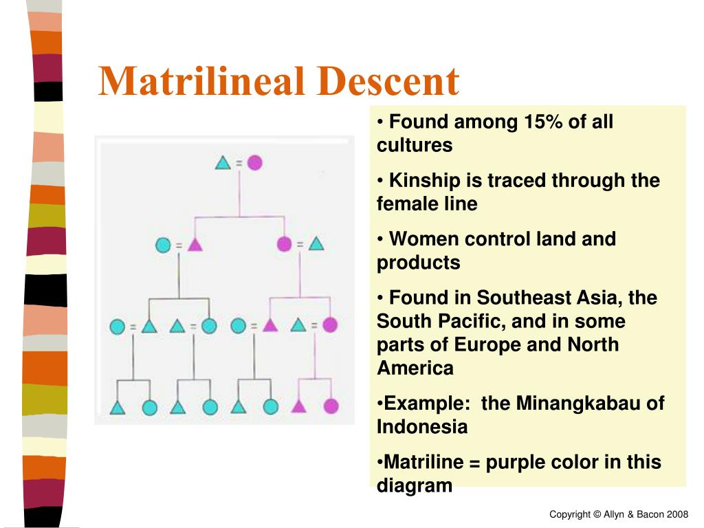 PPT - Kinship and Domestic Life (Chapter 6) PowerPoint