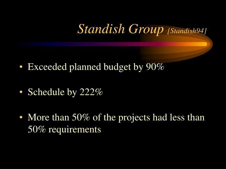 Standish Group