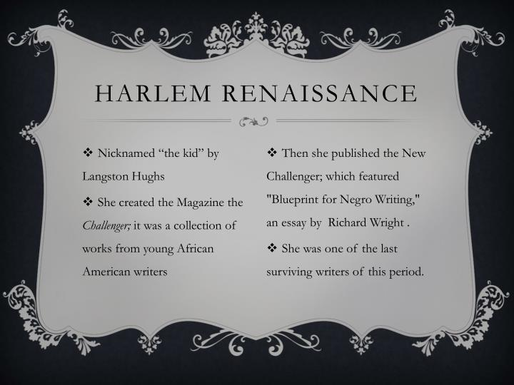 Ppt dorothy west powerpoint presentation id5892114 harlem renaissance malvernweather Image collections