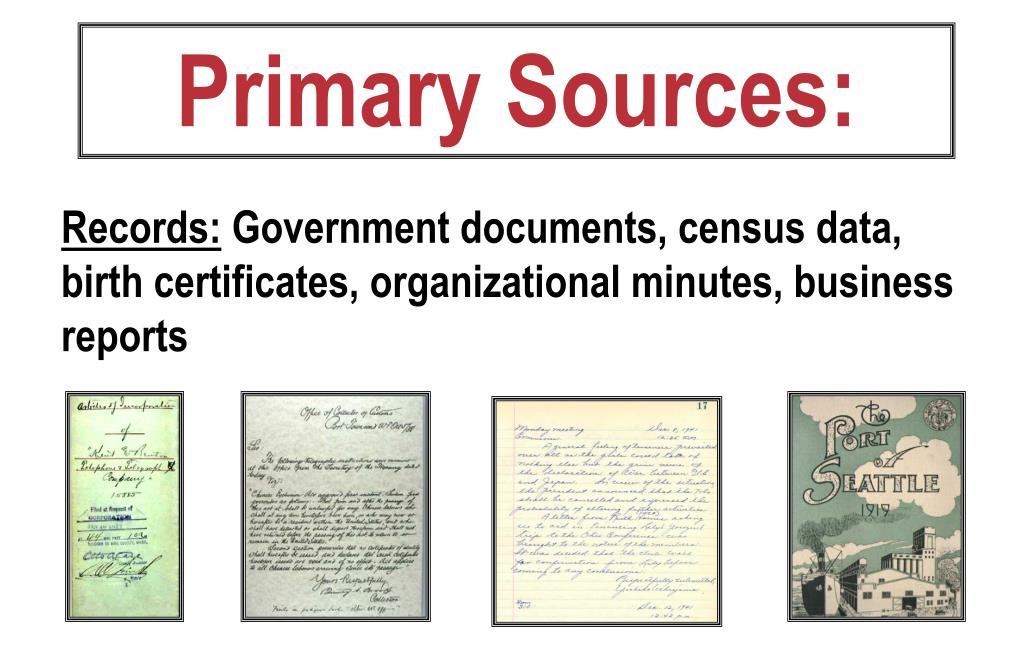 PPT - Secondary Sources Start your research with secondary