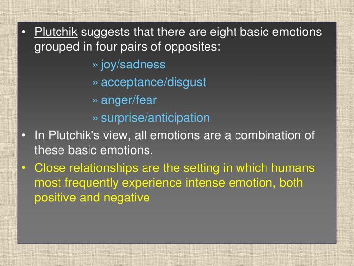 Plutchik