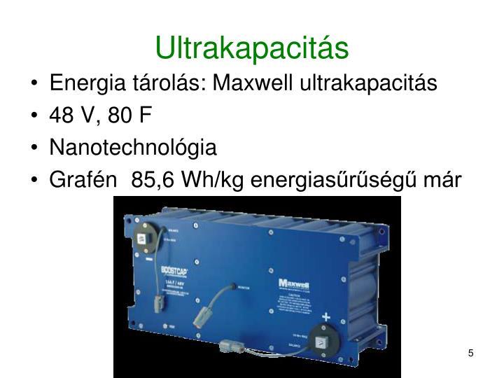Ultrakapacitás