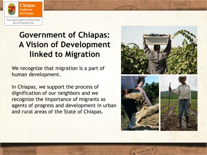 Government of Chiapas: