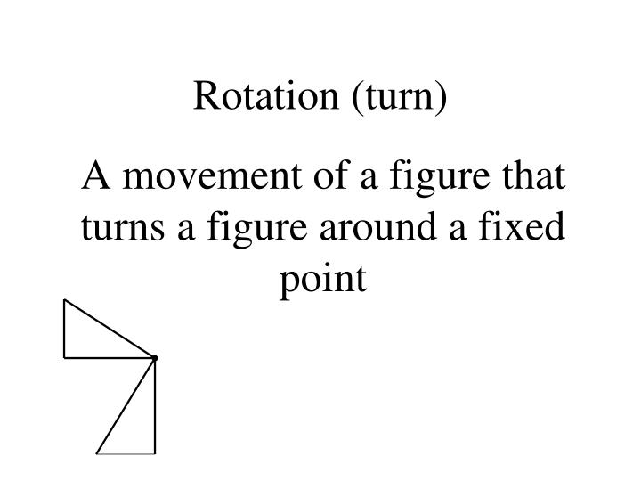 Rotation (turn)
