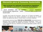 educaci n para el consumo sustentable1