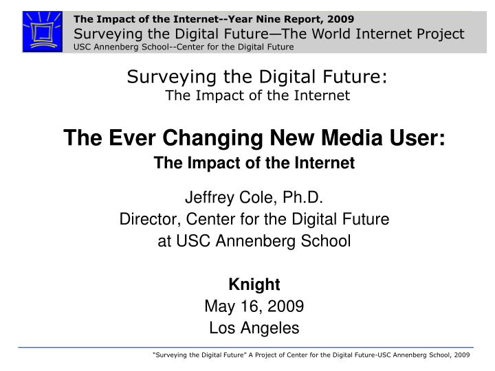 the impact of the internet and The internet allows a lot of information to be obtained easily by customers one side effect is that it is much easier to compare prices making price competition fiercer the use of computer systems to reduce the time and effort involved in producing and delivering products and services means that suppliers can either increase their.