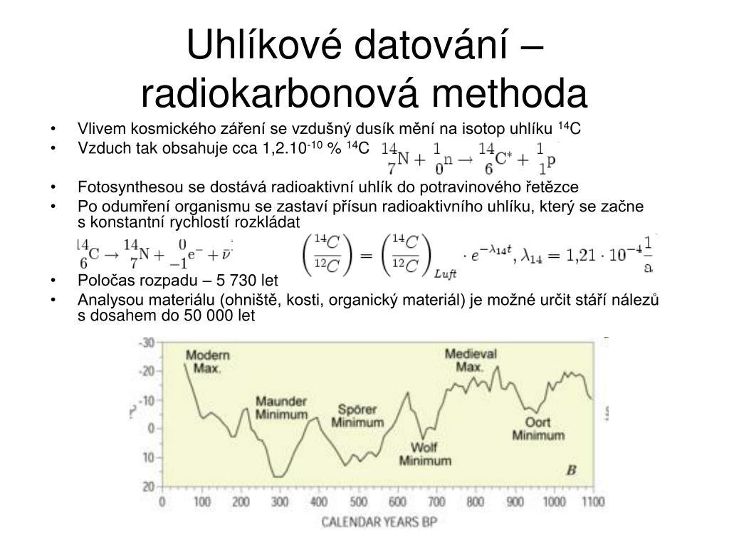 Radiokarbonová datovací atomová bomba